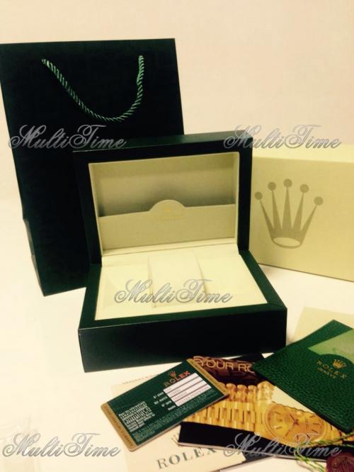 Часы Коробка для часов Rolex