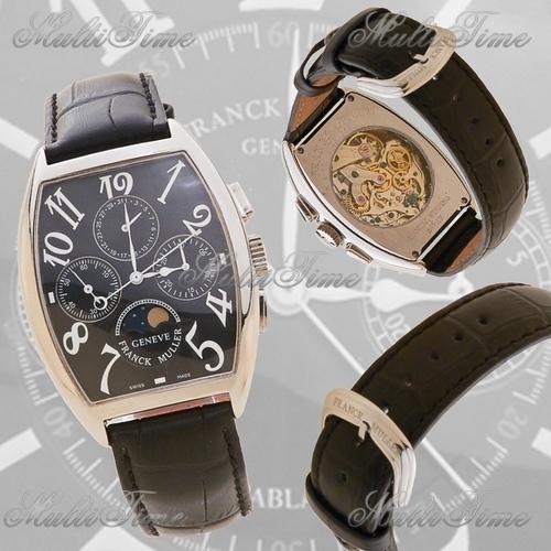 Часы Franck Muller The Chronograph Collection