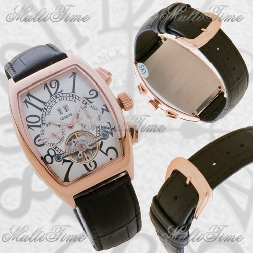 Часы Franck Muller The Tourbillon