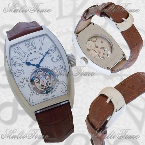 Часы Franck Muller Cintree Curvex