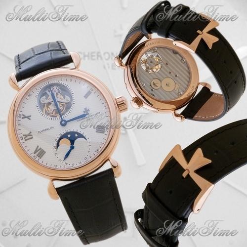 На фото: Vacheron Constantin PATRIMONY : Уникальные точные копии эксклюзивных наручных швейцарских часов
