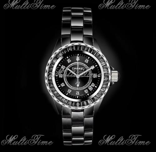 Часы CHANEL J 12