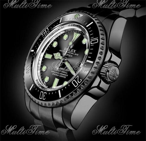Часы ROLEX Sea-dweller