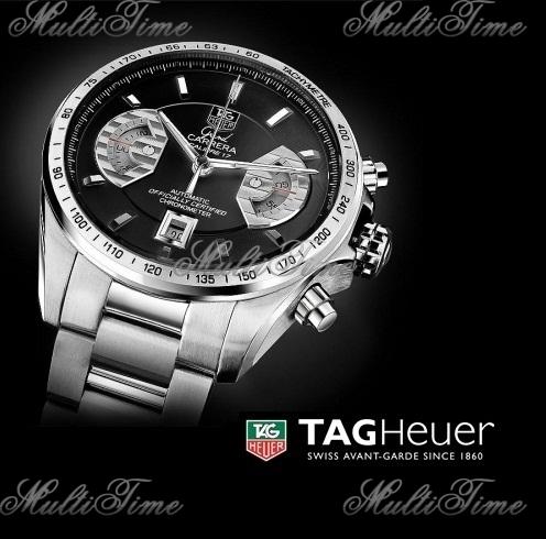 Часы TAG Heuer Grand Carrera Chronograph Calibre 17 RS