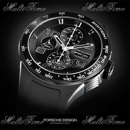 Часы PORSCHE DESIGN Flat Six Chronograph