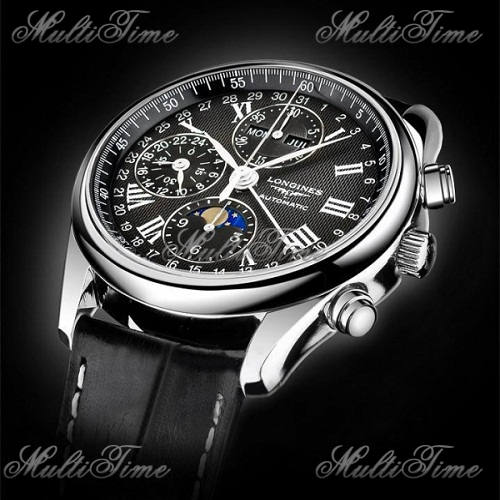 Часы Longines Master Collection Moon Phase
