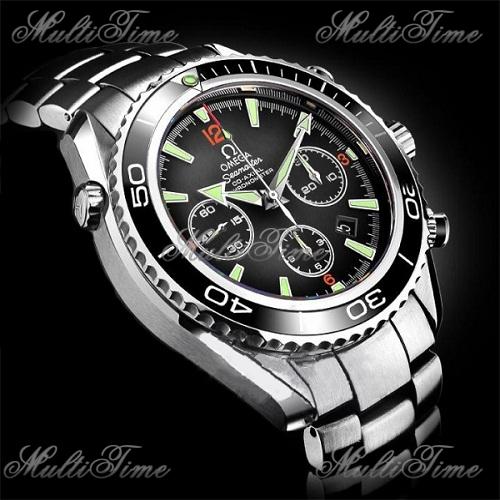 Часы OMEGA Seamaster Planet Ocean Co-axial Chrono
