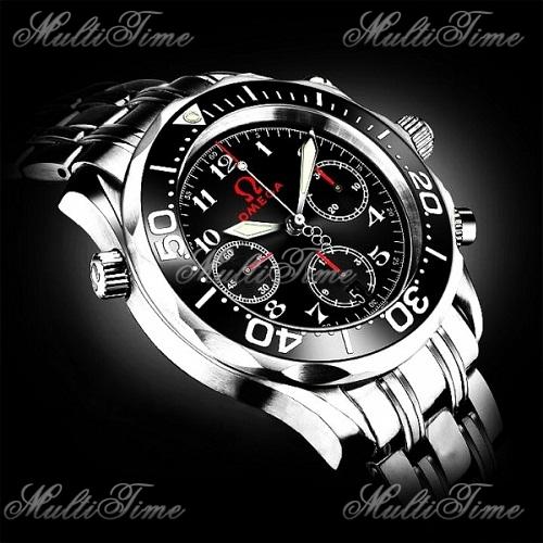 Часы OMEGA Seamaster 300 M Chrono Olympic