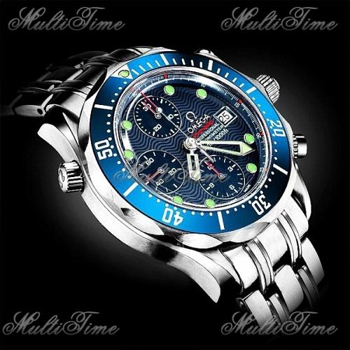 Часы OMEGA Seamaster Diver Chrono