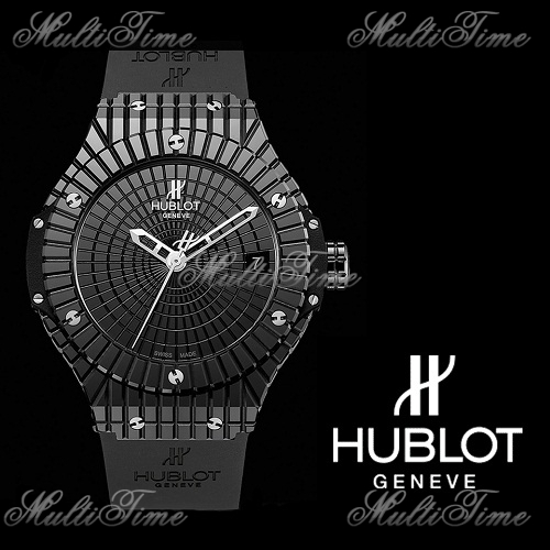 Часы HUBLOT Black Caviar