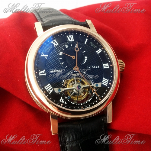 Часы BREGUET Classique Tourbillon Power black