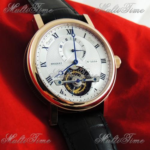 Часы BREGUET Classique Tourbillon Power