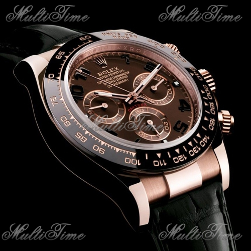 Часы ROLEX Daytona 116515LN_chocolate