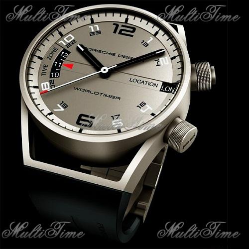 Часы PORSCHE DESIGN Worldtimer 6750 10 24 1180