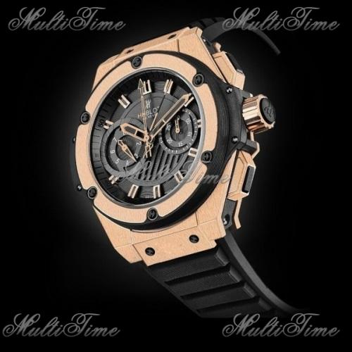 Часы HUBLOT King Power Gold