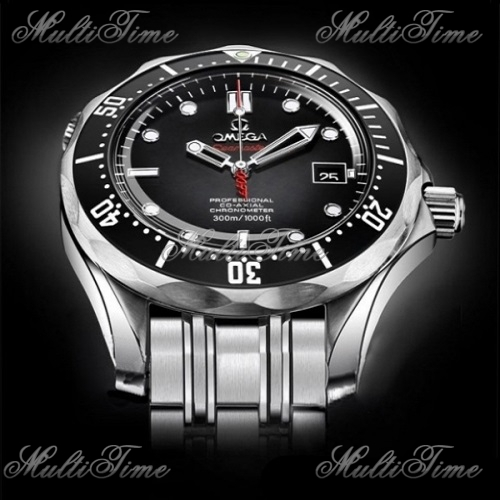 Часы OMEGA Seamaster Diver 300 M James Bond