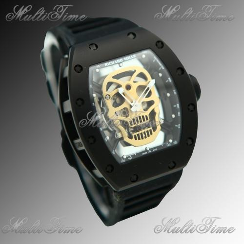 Часы RICHARD MILLE Rm 052 Tourbillon Skull