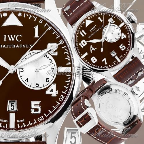 Часы IWC big pilots watch edition antoine de saint exupery