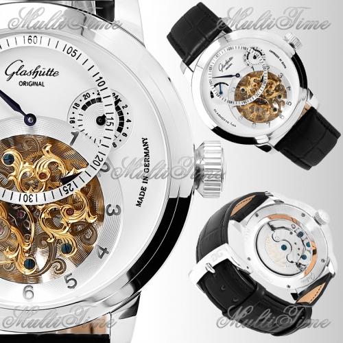 Часы Glashutte Die Pano Kollektion
