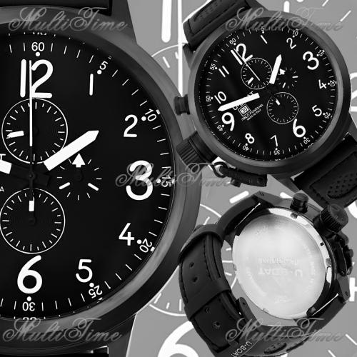 Часы U-BOAT FLIGHTDECK
