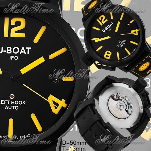 Часы U-BOAT CLASSICO AS