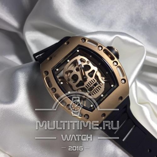 Часы RICHARD MILLE Richard Mille Skull 011