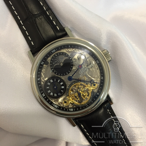 Часы BREGUET Classique Skeleton Tourbillon