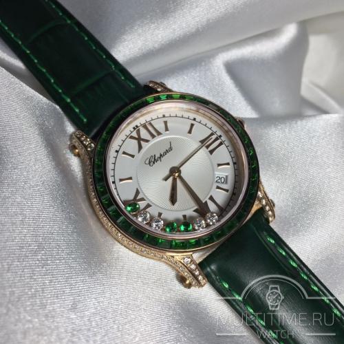 Часы Chopard Happy Diamonds