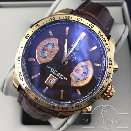Часы TAG Heuer GRAND CARRERA 17