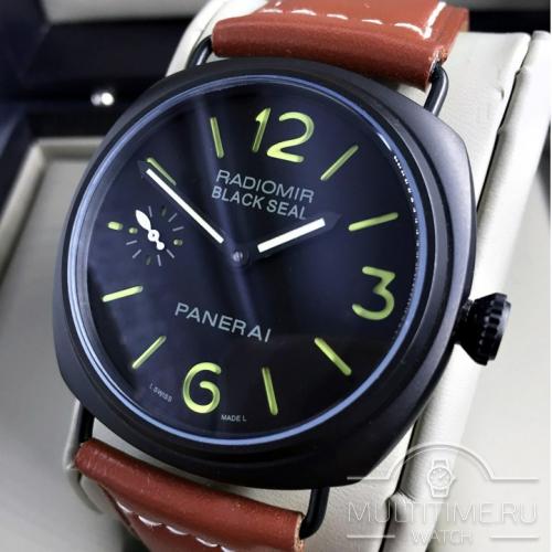 Часы PANERAI Radiomir Black Seal