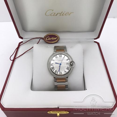 Часы Cartier Ballon Blue de Cartier
