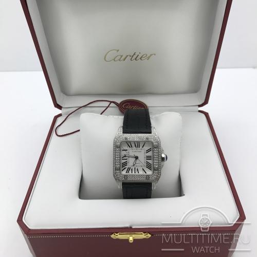 Часы Cartier SANTOS 100