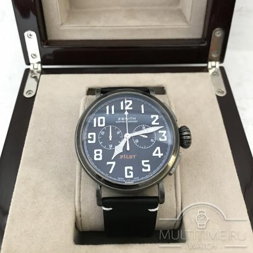 Часы ZENITH PILOT