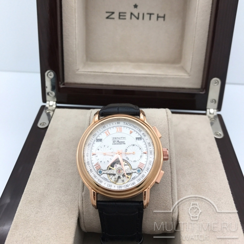 Часы ZENITH El Primero