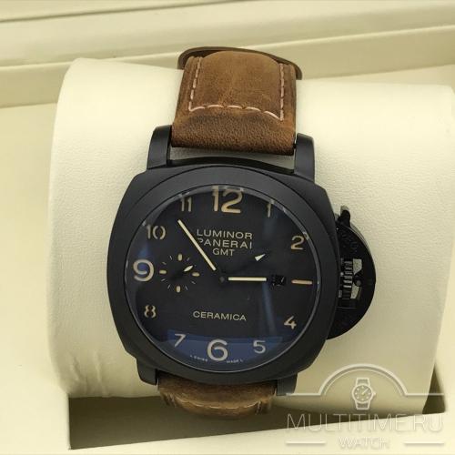 Часы PANERAI Luminor Panerai GMT Ceramica