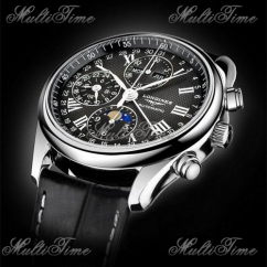 Longines Master Collection Moon Phase
