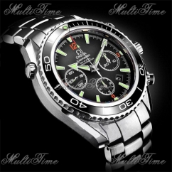 OMEGA Seamaster Planet Ocean Co-axial Chrono