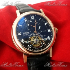 BREGUET Classique Tourbillon Power black