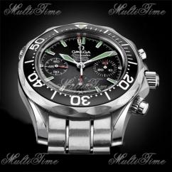 OMEGA Seamaster Diver Chrono