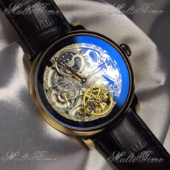 Vacheron Constantin Patrimony Skeleton Minute Repeater