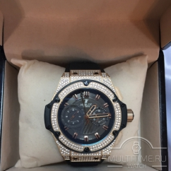 HUBLOT King POWER DIAMONDS