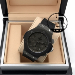 HUBLOT Big Bang Black